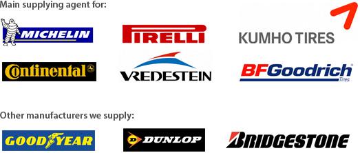 Tyre Fitting Wiseman Motor Services Ltd